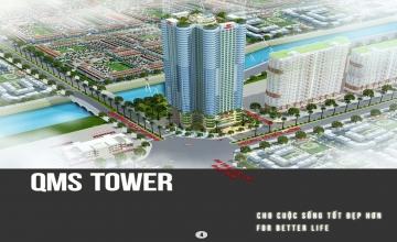 View 360 độ chung cư QMS Tower